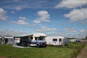 Staanplaats Camping bij Kampeerhoeve Bussloo
