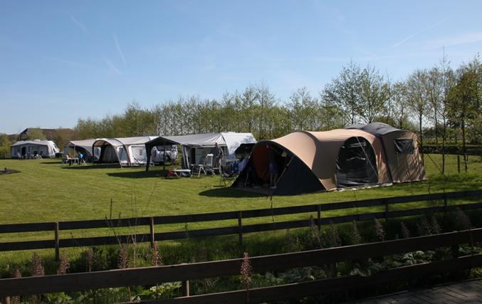Staanplaats camping