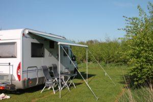 camperplaats Luxe