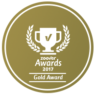 Gouden zoover award